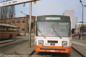 2280 - Charleroi Sud - janvier 1995