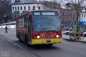 7111 - Charleroi Parc - décembre 2009