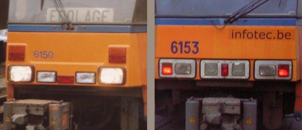 """Les phares """"autobus"""" à gauche"""