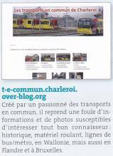 Magazine TEC Charleroi